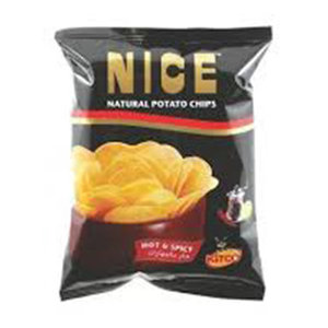 Kitco Nice Chips Hot And Spicy 14g