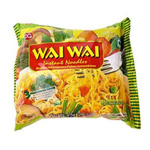 Wai Wai Instant Vegetable Noodles 75g