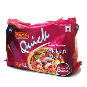 Waiwai Instant Noodles Chicken Pizza 75g