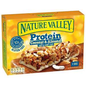 Nature Valley Protein Bar Coconut And Almonds Box 4x40g