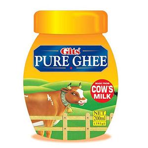 Klf Pure Cow Ghee 200ml