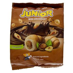 Juniors Choco Mini Croissant 43g