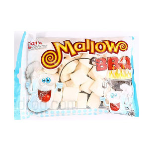 Tians Barbeque Marshmallow White 225g