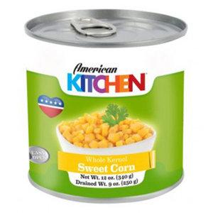 American Kitchen Whole Kernel Corn Value Pack 12Oz