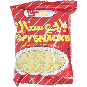 Papy Snack Chips 15g