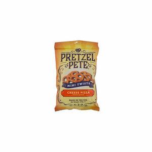 Pretzel Pete Mini Twist Cheeze Pizza 100g