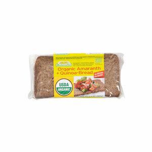Mestemacher Organic Amarant & Quinoa Bread 350g