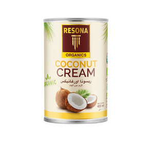 Resona Organic Coconut Cream 400ml