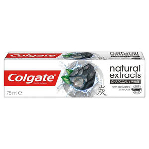 Colgate Tooth Paste Natural Charcoal 75ml