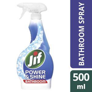 Jif Power & Shine Bathroom Spray 500ml