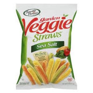 Sensible Portions Garden Veggie Straws Sea Salt 30g