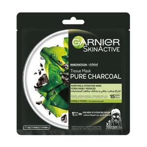 Garnier Skinactv Mask Charcoal Algae 32g