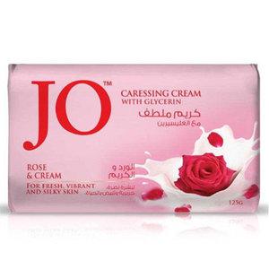 Jo Soap Rose & Cream 125g