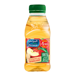 Almarai 100% Apple Juice 200ml