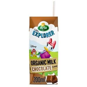 Arla Disney Organic Milk Chocolate 200ml