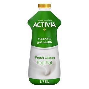 Activia Fresh Full Fat Laban 1.75L
