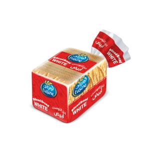 Almarai Lusine Bread Sliced White 275g