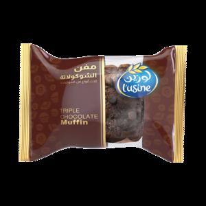 Lusine Triple Chocolate Muffin 60g