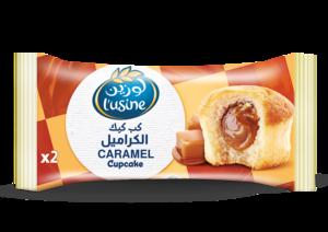 Lusine Caramel Cup Cake 60g