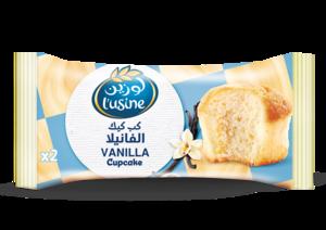 Lusine Vanilla Cup Cake 60g