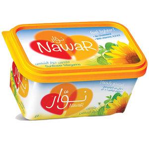 Nawar Sunflower Margarine Tub 250g
