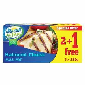 Al Safi Halloumi Cheese 3x225g