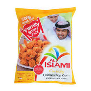 Al Islami Chicken Popcorn 500g