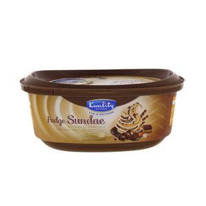 Kwality Ice Cream Fudge Sundae 900ml
