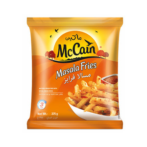 Mc Cain Mccain Masala Fries 375g