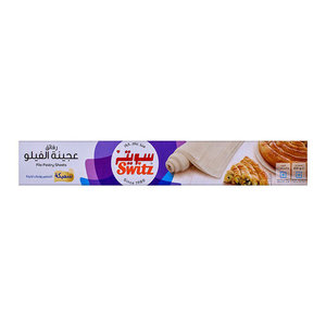 Switz Filo Pastry Sheets Thick 450g