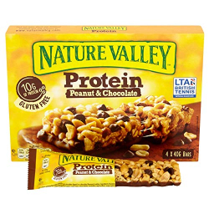 Nature Valley Protein Peanut Chocolate 160g