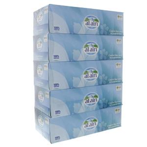 Al Ain Facial Tissue 5x150s