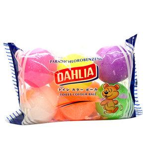 Dahlia Toilet Ball 6s