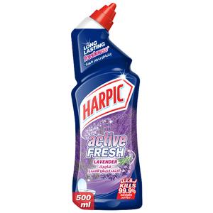Harpic Liquid Lavender 500ml