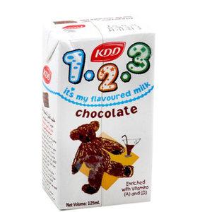 Kdd Chocolate Milk 125ml