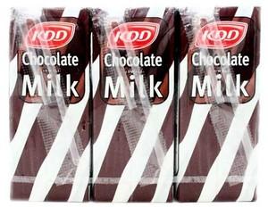 Kdd Chocolate Milk 6x180ml