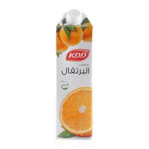 Kdd Orange Juice 1L