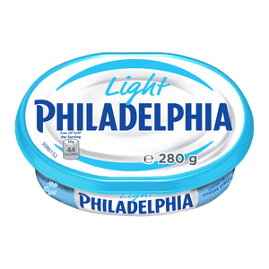Philadelphia Cream Cheese Light 280g
