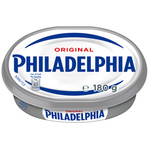 Philadelphia Cream Cheese Regular 180g