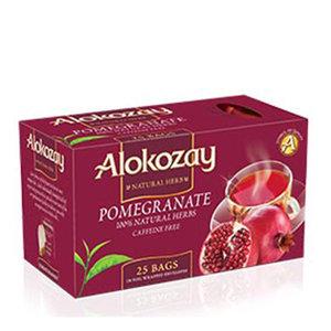 Alokozay Pomegranate Natural Herbs 25bags