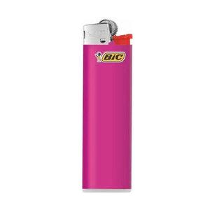 Bic Cigarette Lighter J3 Trans Slim Assorted 1s