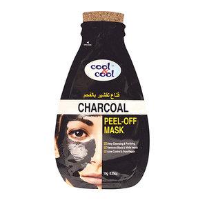 Cool & Cool Charcoal Peel Off Mask 10g