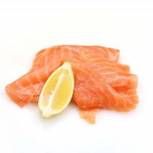 Salmon Sliced 500g