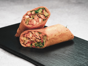 Chicken Tandoori Wrap 1pc
