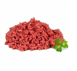 Minced Beef Fresh Local 1kg