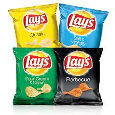 Lays Assorted 14x23g