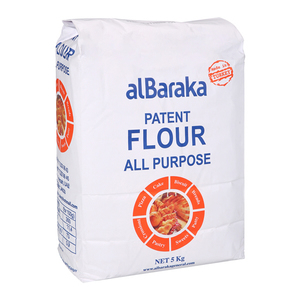 Al Baraka All Purpose Patent Flour 5kg