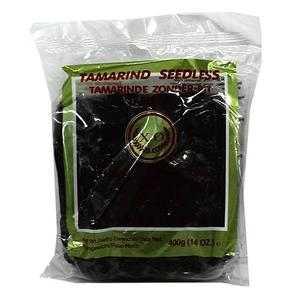 Xo Tamarind Seedless 400g