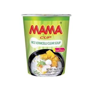 Mama Instant Rice Vermicelli Cup Clear Soup 50g