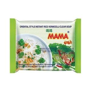 Mama Instant Rice Vermicelli Clear Soup 55g